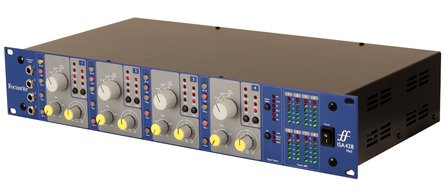 Focusrite ISA428MKII <BR>4 Channel Microphone Preamp