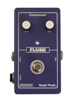 PLUSH FX Pedals Royal Plush Compressor