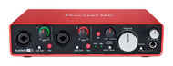 Focusrite 2i4 Second Generation USB Interface