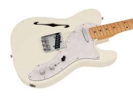 American Vintage 69 Telecaster Thinline Olympic White