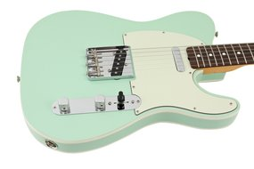 American Vintage 62 Custom Telecaster Reissue Surf Green