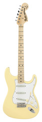 Fender Yngwie Malmsteen Stratocaster Vintage White Upgrade