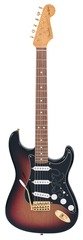 Fender Stevie Ray Vaughan Stratocaster, 3-Tone Sunburst SRV
