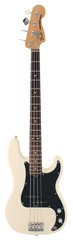 Fender American Special Precision Bass Olympic White