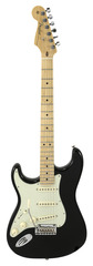 Fender American Professional Stratocaster Black Lefty