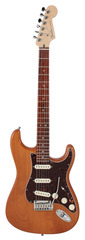 Fender American Deluxe Stratocaster Amber