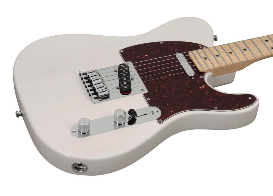 Fender American Deluxe Telecaster Ash White Blonde ...