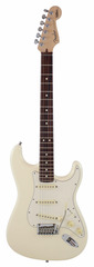 Fender Jeff Beck Stratocaster Olympic White 2011