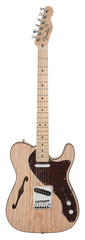 Fender American Deluxe Telecaster Thinline Ash Natural