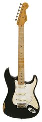 Fender Road Worn 50s Stratocaster Black