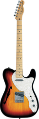 Fender 69 Telecaster Thinline 3-Tone Sunburst