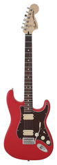 Fender FSR Hot Rod Stratocaster HH Flat Hot Rod Red