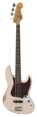 Fender Flea Signature Roadworn Bass Shell Pink