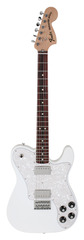 Fender Chris Shiflett Telecaster Deluxe Artic White