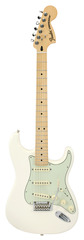 Fender Deluxe Roadhouse Stratocaster Olympic White