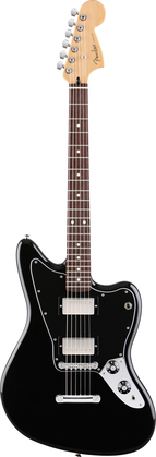 Fender Blacktop Jaguar HH Black