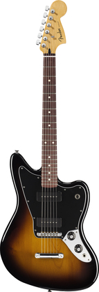 Fender Blacktop Jaguar 90 2-Tone Sunburst