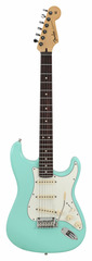 Pre-Owned Fender Custom Shop Jeff Beck Signature Stratocaster Surf Green