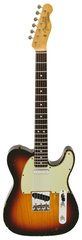 Fender Custom Shop Limited 1964 Relic Telecaster 3 Tone Chocolate Sunburst