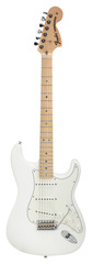 Fender Custom Shop Robin Trower Stratocaster Arctic White