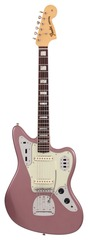 Fender 50th Anniversary Jaguar Burgandy Mist Metallic