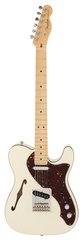 Fender Modern Telecaster Thinline Olypmpic White Tele-bration Series