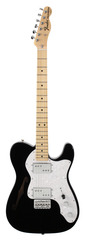Fender American Vintage 72 Tele Thinline Black