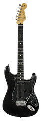 Fender Limited Edition American Standard Blackout Stratocaster Mystic Black
