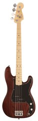 Fender FSR American Standard Hand-Stained Ash Precision Bass Mahogany