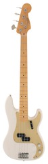 Fender American Vintage 57 Precision Bass White Blonde