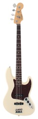 Fender American Standard Jazz Bass Olympic White