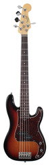 Fender American Standard Precision Bass V 3-Color Sunburst