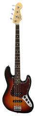 Fender American Standard Jazz Bass 3-Color Sunburst
