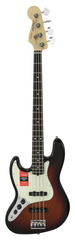 Fender American Professional Jazz Bass Left Hand 3-Color Sunburst