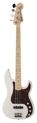 Fender American Deluxe Precision Bass White Blonde Ash