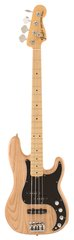 Fender American Deluxe Precision Bass Natural Ash