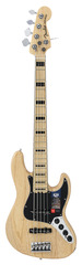 Fender American Elite Natural Ash Jazz Bass V