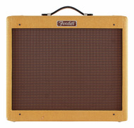 Fender Blues Junior Lacquered Tweed 15W 1X12 Combo Amp