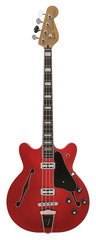 Fender Modern Player Coronado Bass Candy Apple Red
