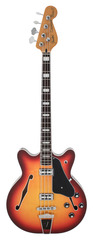 Fender Modern Player Coronado Bass 3-Color Sunburst