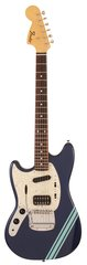 Fender Kurt Cobain Mustang Lake Placid Blue Stripe