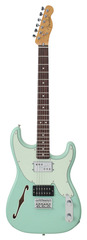 Fender Pawn Shop 72 Seafoam Green