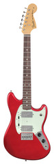 Fender Pawn Shop Mustang Special Candy Apple Red