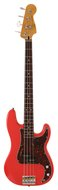 Fender Squier Classic Vibe 60s Precision Bass Fiesta Red