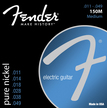 Fender 150M Pure Nickel Ball End Electric Guitar Strings 11-49