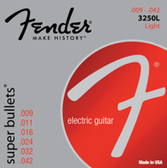 Fender Super Bullet <BR>Electric Guitar Strings 9-42
