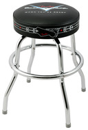 Fender Custom Shop Pinstripe Barstool 24""