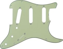 Fender Mint Green (Off-White) Pickguard for Stratocasters