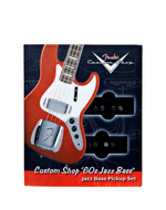 Fender Custom Shop<BR>60s Jazz Bass Pickup Set