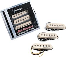 Fender Hot Noiseless Strat Pickup Set White